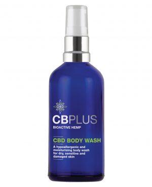 CBD BODY WASH