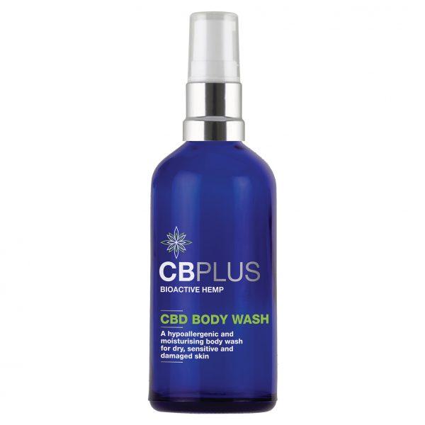 CBPLUS CBD Body Wash