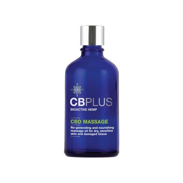 CBPLUS CBD Massage Oil
