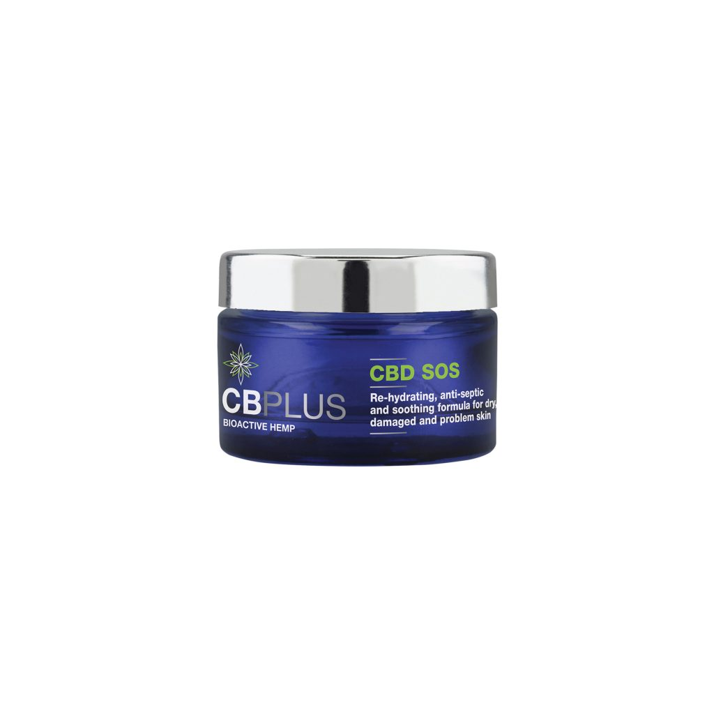 CBD SOS cream